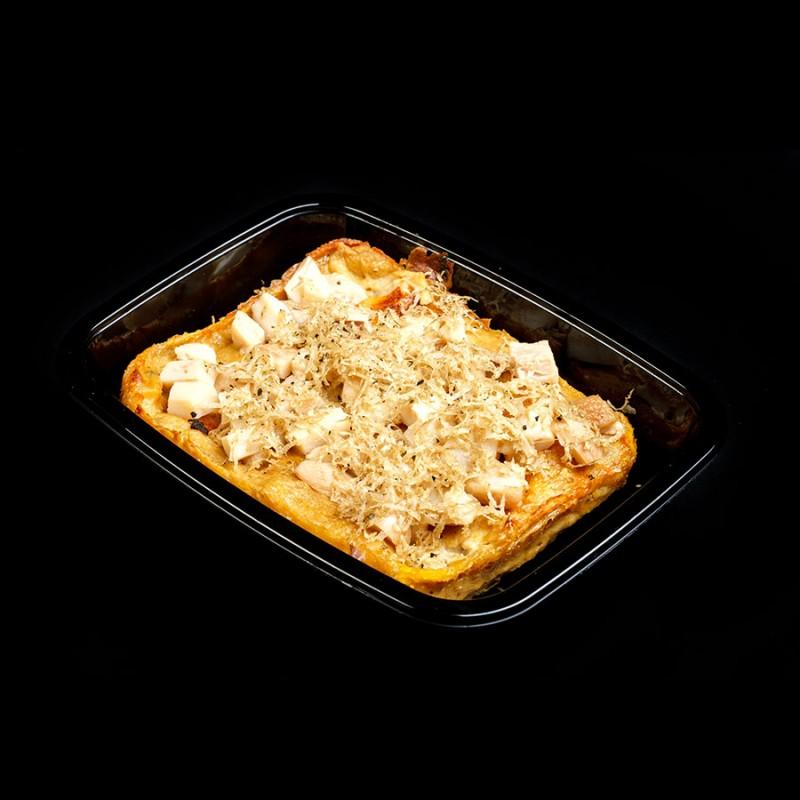 Lasagna porcini e tartufo