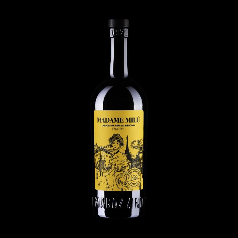 Immagine - Madame Milù - Liquore da bere al bisogno - Vecchio Magazzino Doganale