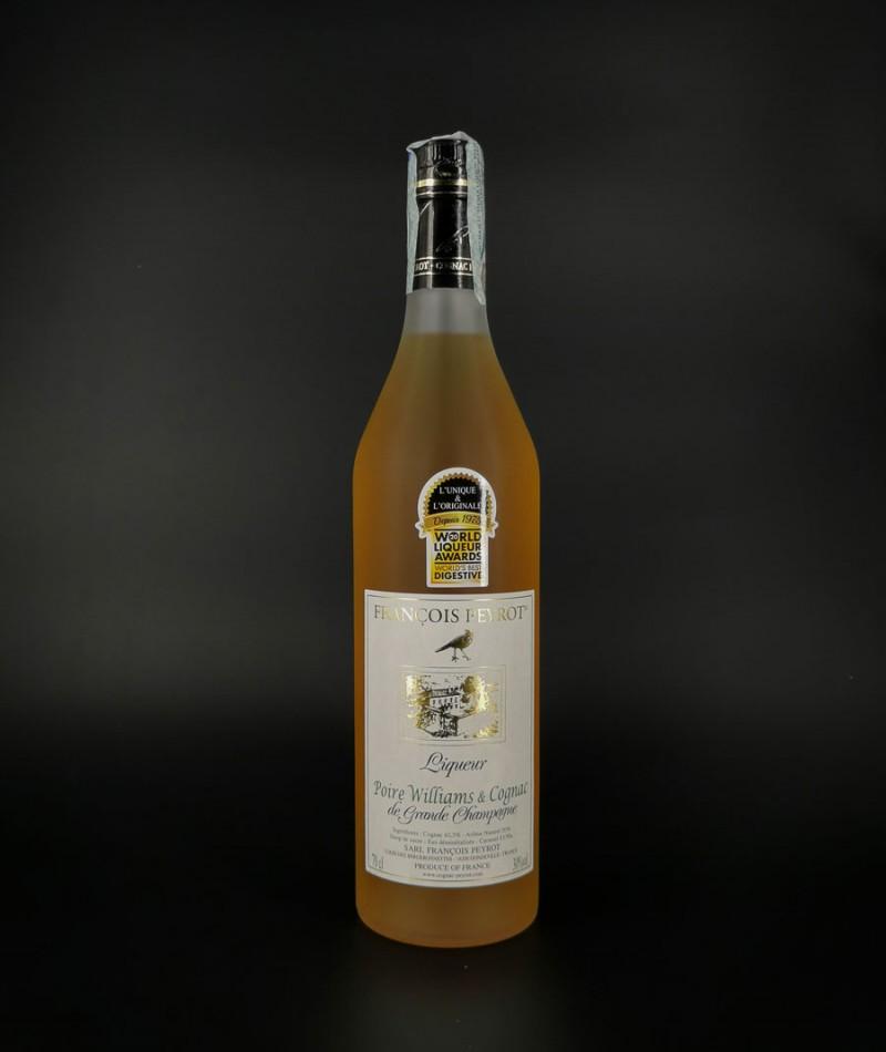 Liqueur - Poire William & Cognac