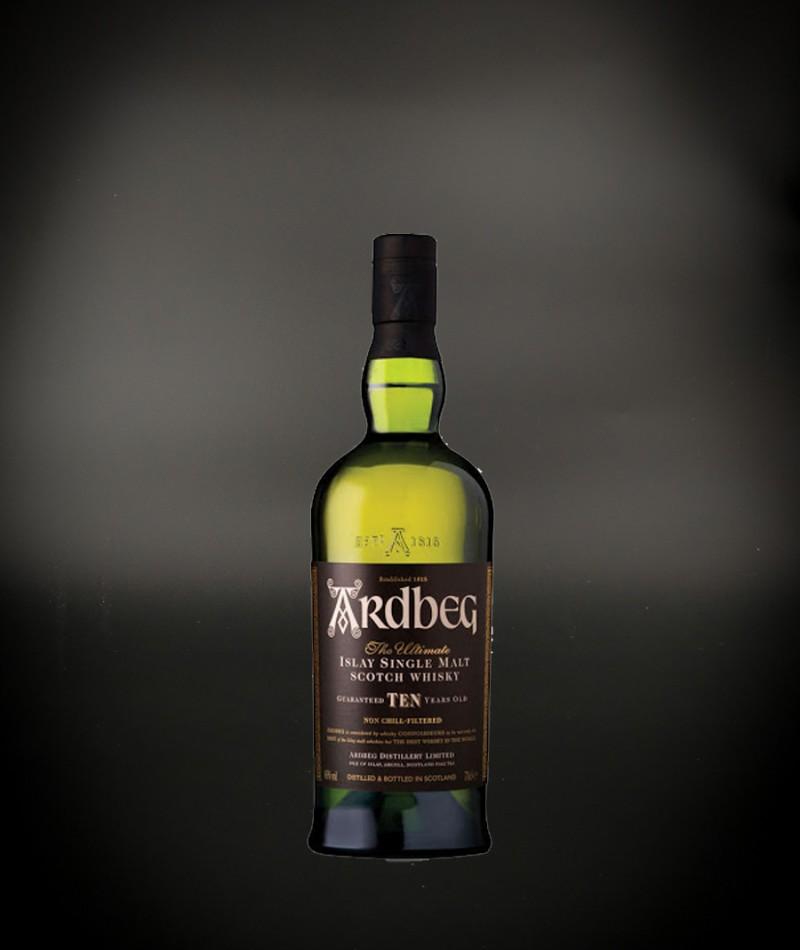 Ardbeg Ten - Islay Single Malt Scotch Whisky