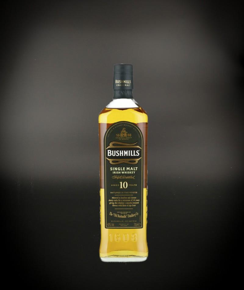 Bushmills 10 Years - Irish Whiskey Single Malt